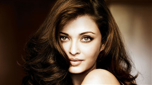 Actress Aishwarya Rai 4K Wallpaper